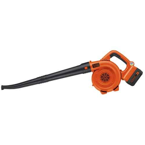 Black and Decker 40-Volt Lithium Ion Cordless Sweeper Review